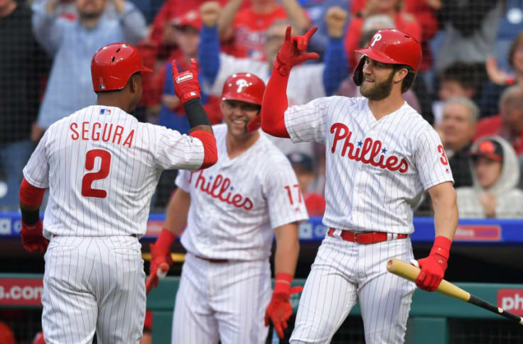 Phillies odds to win division 2