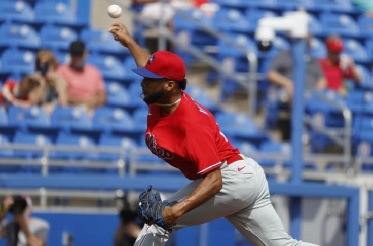 Adonis Medina Among 7 Phillies Spring Training Roster Cuts