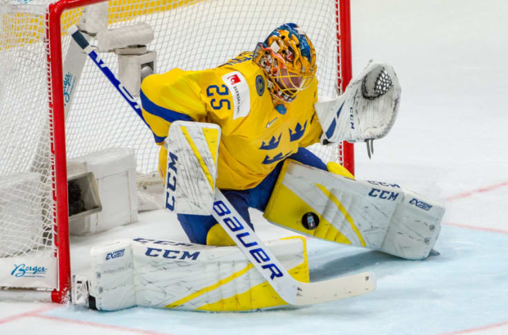 Why Jacob Markstrom Should Have Started Yesterday S Game For Sweden