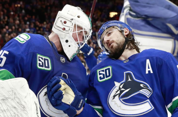 Canucks Some Pending Free Agents Should Take One Year Deals