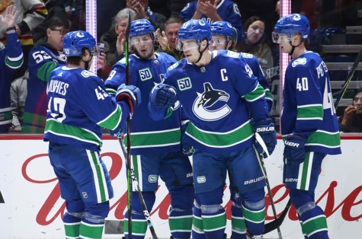 Canucks How Do These Forwards Compare To The 2010 11 Team