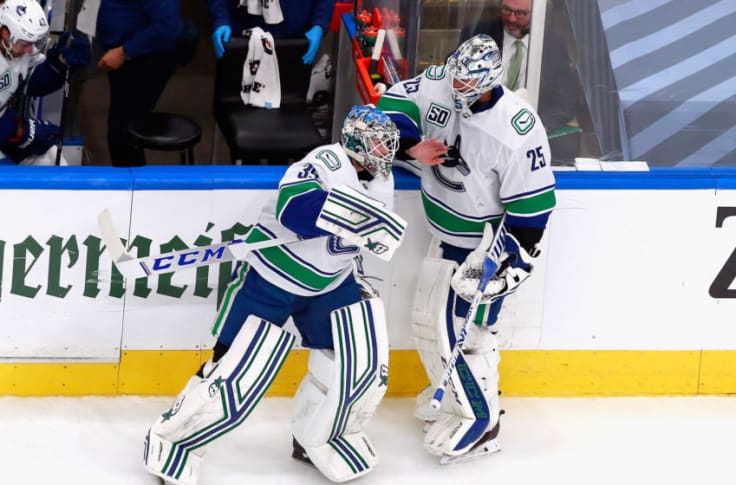 Canucks 3 Ufa Goaltenders Who Could Possibly Replace Jacob Markstrom Page 2