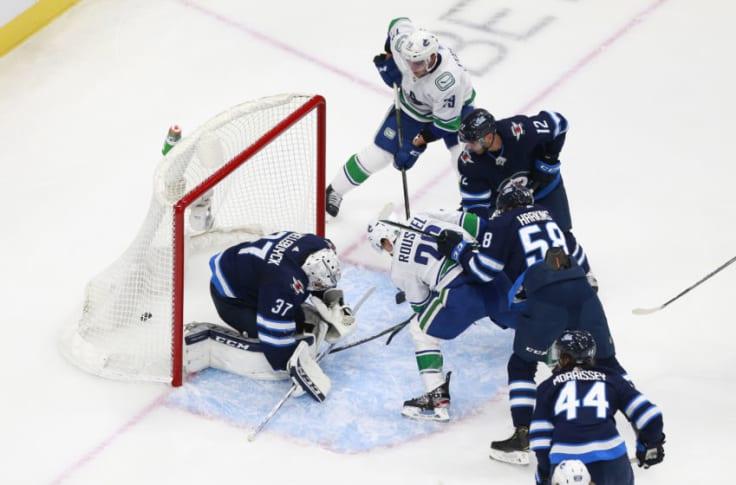 Canucks 3 Takeaways From Exhibition Game Vs Winnipeg Jets