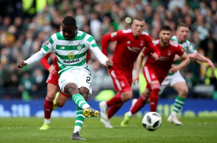 Celtic Starting Xi Vs Aberdeen Still No Start For Mikey Johnston