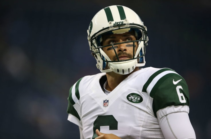 New York Jets Player Of The Day Qb Mark Sanchez