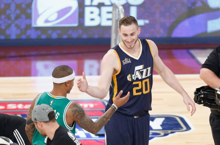 Blockbuster Trade Will Have Major Impact On Former Utah Jazz Star Gordon Hayward
