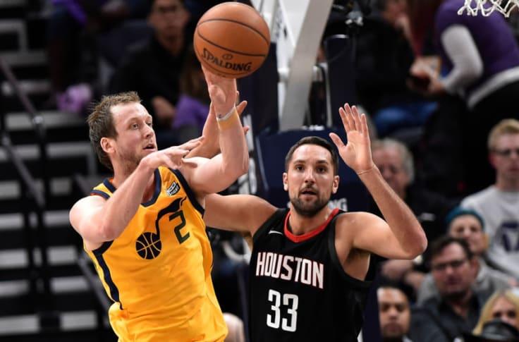 Utah Jazz Did Rockets Suns Trade Hurt Team S Bid For No 2