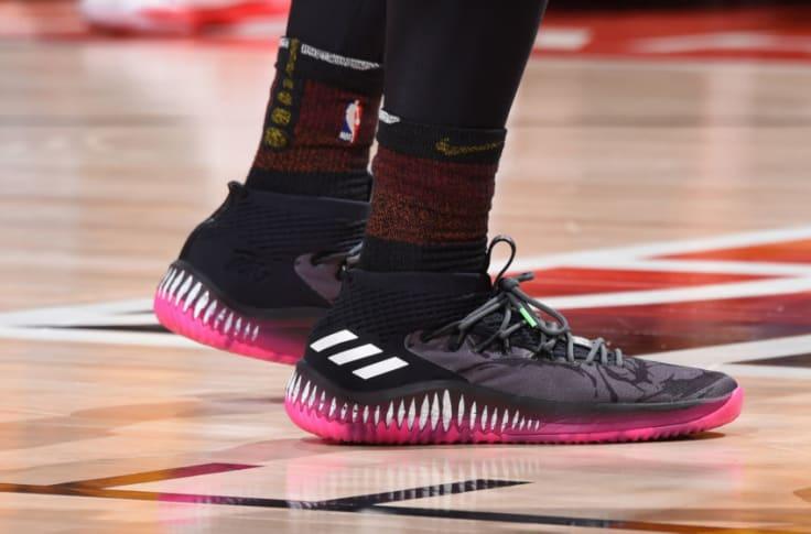 Utah Jazz: Donovan Mitchell sneakers