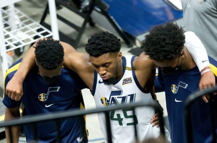 Utah Jazz: When might Donovan Mitchell return from injury?