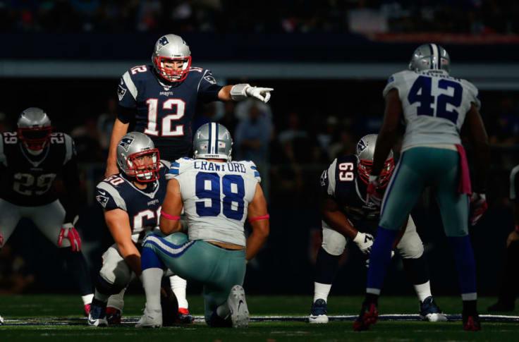 24+ Cowboys Patriots Game  Gif