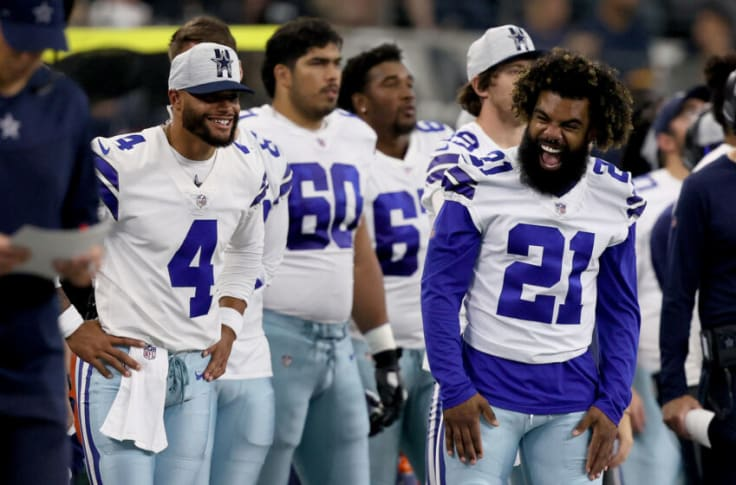 Cowboys Game Thursday Cowboys Vs Buccaneers Odds And Prediction For Nfl Week 1 Game