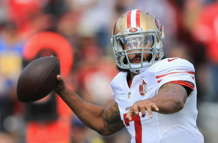 Why The Buccaneers Should Sign Free Agent Colin Kaepernick Page 2