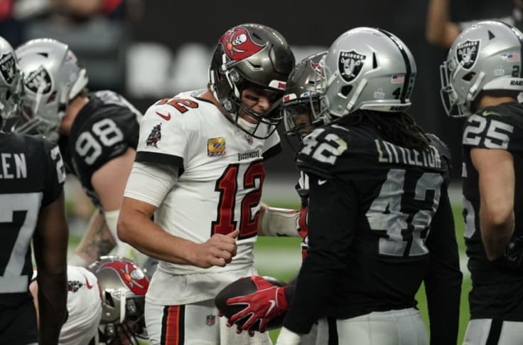 The Best Buccaneers Vs Raiders