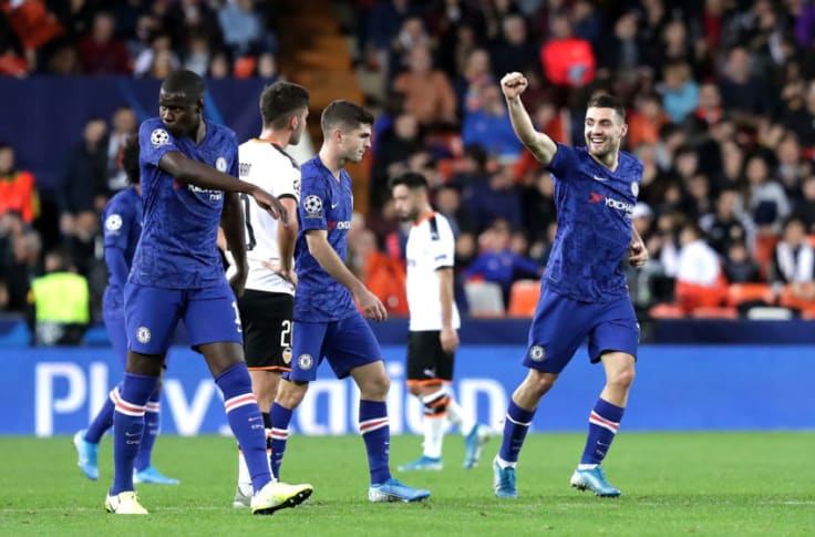 Chelsea Players Of The Season For Now Experience Overtakes Youth