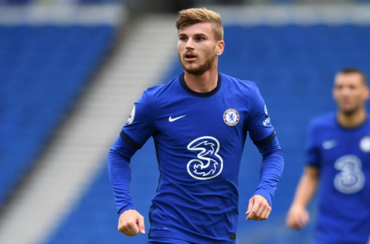 Timo Werner- Chelsea