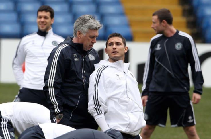 Chelsea Arrigo Sacchi Carlo Ancelotti And The Legacy Of Man Management