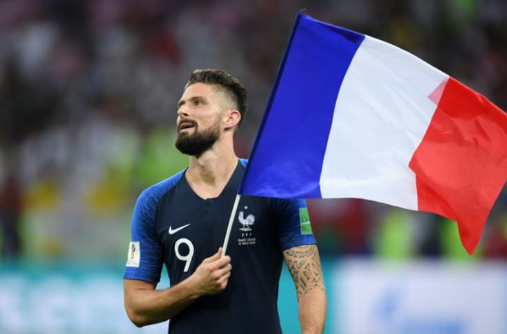 Chelsea Impossible To Put A Number On Olivier Giroud And N Golo Kante