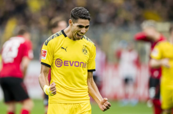 Is Extending Achraf Hakimi S Loan Deal Good For Real Madrid