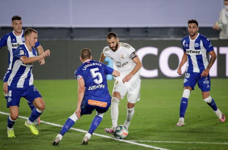 Real Madrid Vs Alaves Never Take Karim Benzema For Granted