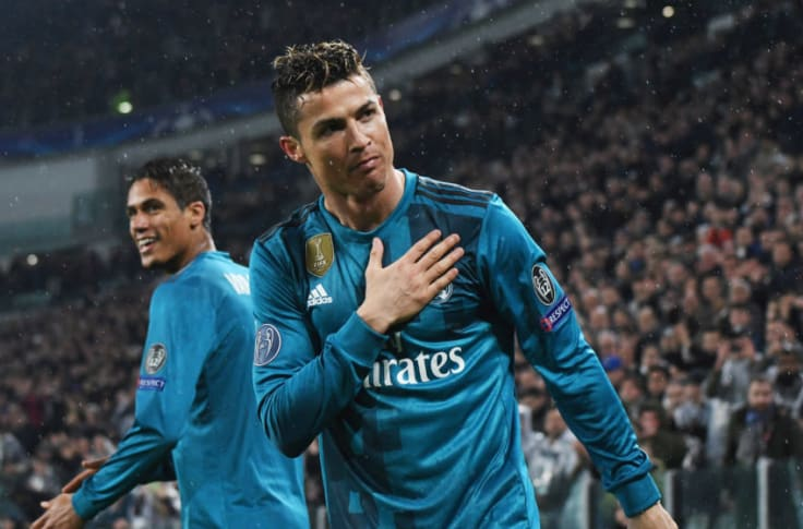 How Ronaldo Moved Juventus Fans To Applaud Him