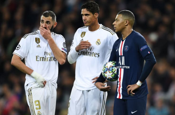 Real Madrid: Karim Benzema deserves to play with Kylian Mbappe