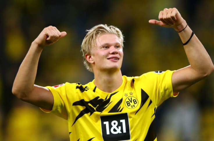 Real Madrid Receive A Golden Shot At Signing Erling Braut Haaland