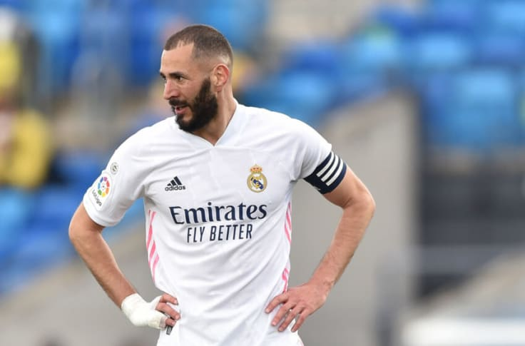 Alaves Vs Real Madrid Los Blancos Could Miss 6 Players In Laliga Opener