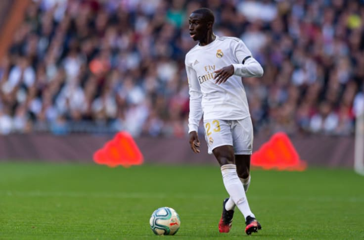 Real Madrid: Ferland Mendy excels at what is most important