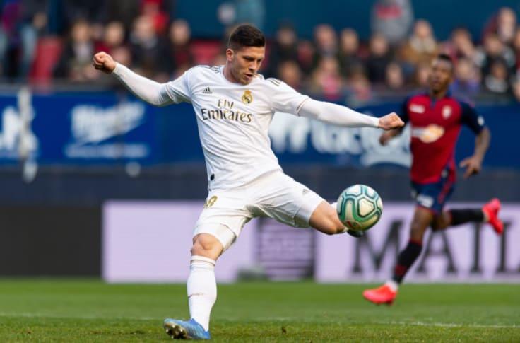 Real Madrid Predicted XI Vs Villarreal Luka Jovic To Start