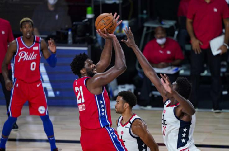 Philadelphia 76ers vs Washington Wizards (მიმოხილვა)
