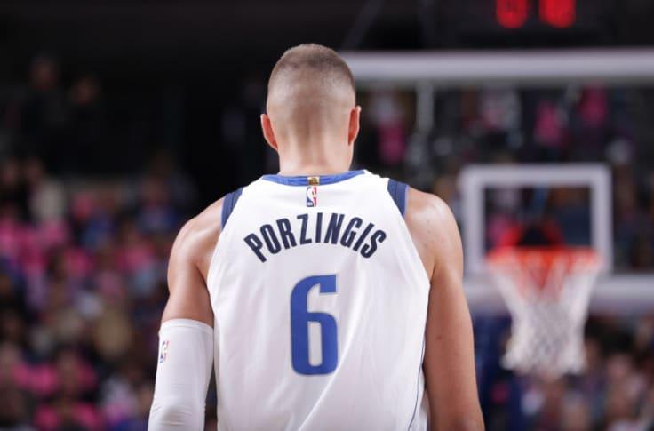 Dallas Mavericks: Kristaps Porzingis is