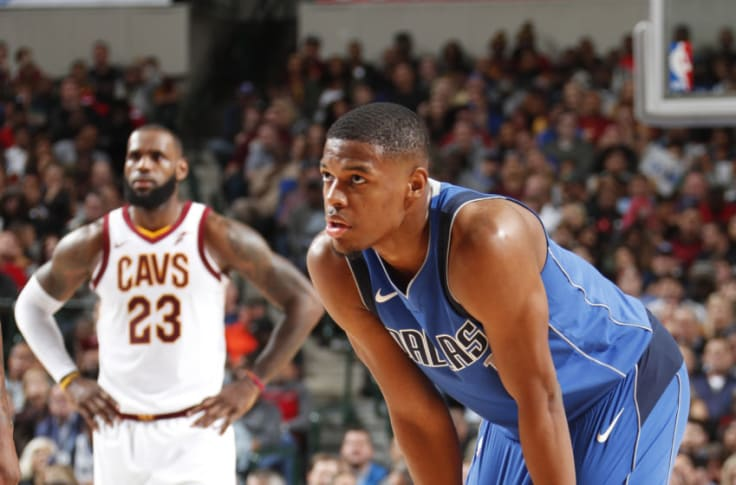 Dallas Mavericks: LeBron James