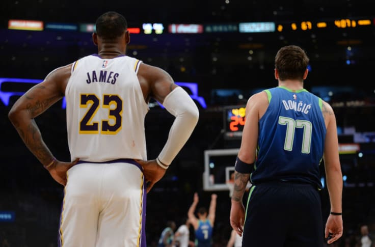 Mavericks to face Lakers on Christmas Day: Why fans should be excited