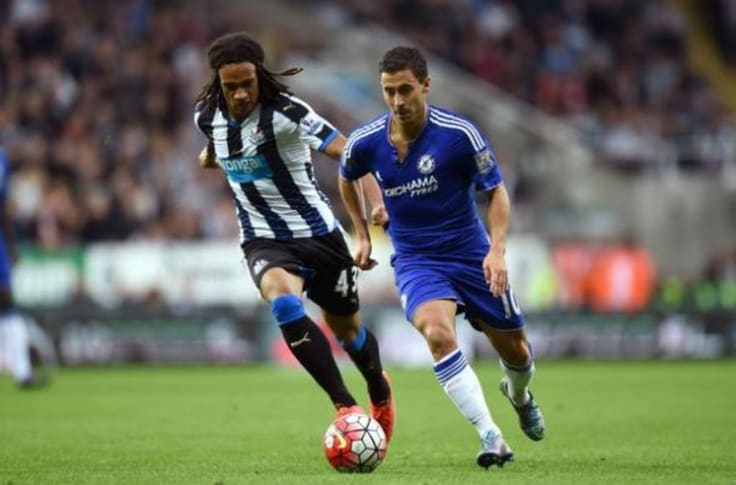 Premier League Football Newcastle United Vs Chelsea FC