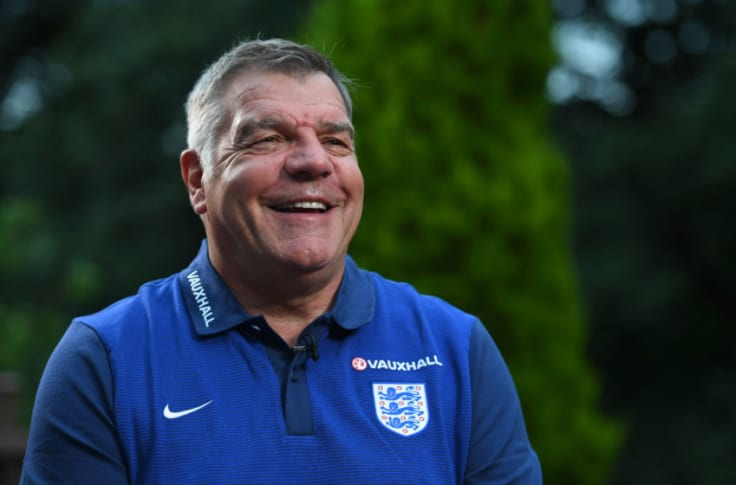 England Making A Case For Sam Allardyce As Manager
