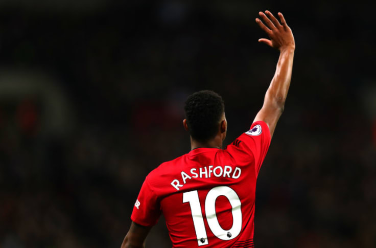Marcus Rashford Ready To Extend Contract At Manchester United
