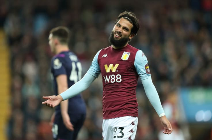 Aston Villa: Complete absence of Jota is a curious subplot to ...