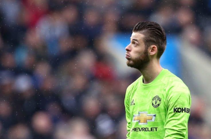 Man United S Dressing Room Is Lacking Players David De Gea Latest Victim