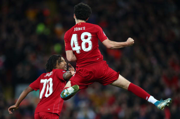 Young Liverpool Side Embarrass Everton In Fa Cup Merseyside Derby