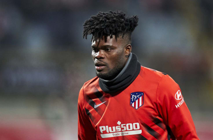 Why Arsenal are desperate to sign Atletico Madrid's Thomas Partey