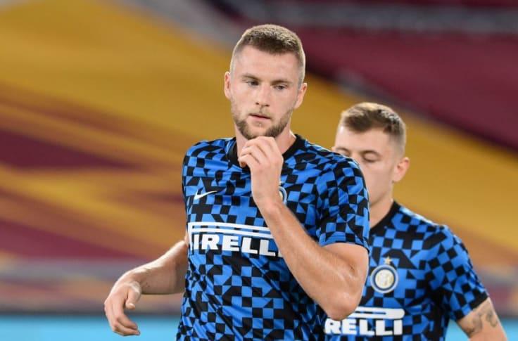 Manchester United Express Interest In Inter Milan Defender Milan Skriniar