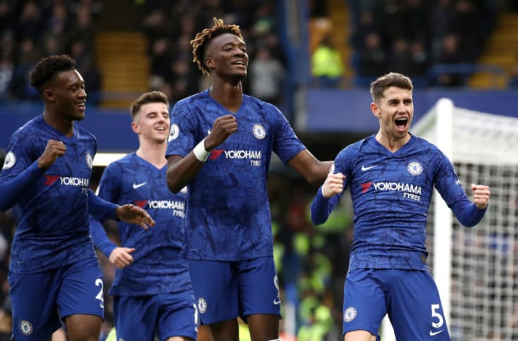 Chelsea Creating A Second Starting Xi With The Senior Squad