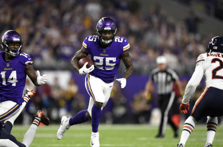 Latavius Murray Predicted To Re Sign With The Vikings In 2019