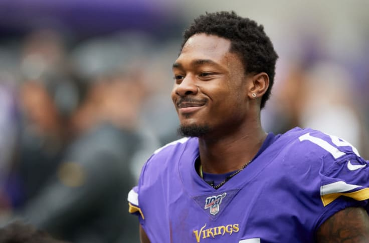 Stefon Diggs Is Already Lying To His New Fan Base In Buffalo