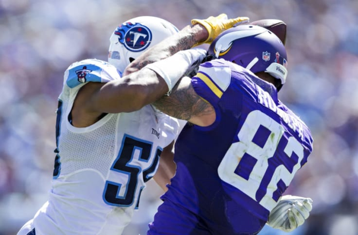Minnesota Vikings 6 Spooky Similarities To The Tennessee Titans