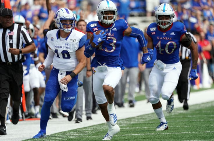 Kansas Football Vs Coastal Carolina Time Channel Odds And More