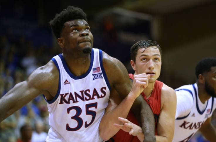 Kansas Basketball Vs Texas Tech Time Odds Tv Channel And More