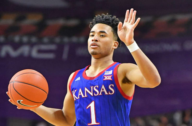 Kansas Basketball Vs Texas Tech Time Odds Tv Channel And Preview