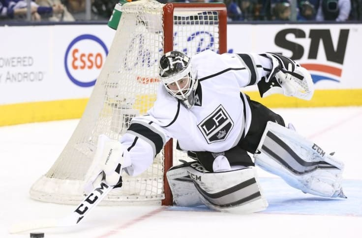 Toronto Maple Leafs Is Jhonas Enroth A Realistic Consideration