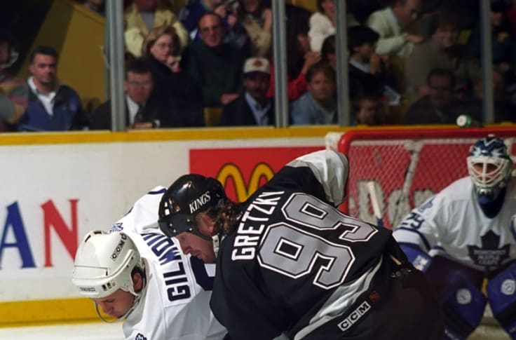 Toronto Maple Leafs: Doug Gilmour relives Game 6 missed call